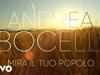 Andrea Bocelli - Mira Il Tuo Popolo (arr. Mercurio) (Visualiser)