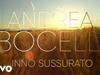 Andrea Bocelli - Inno Sussurato (Visualiser)
